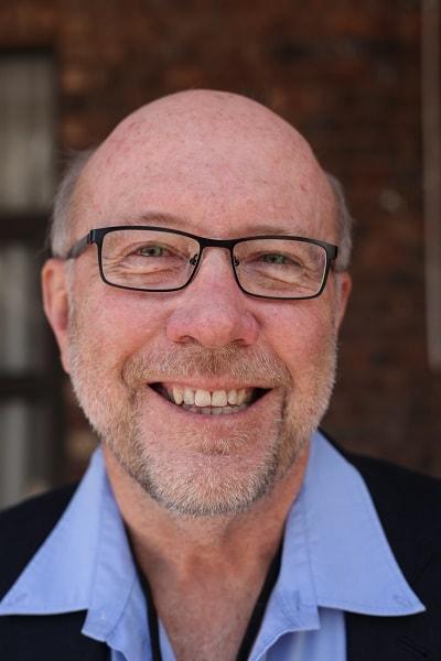 Spreker Dr Rob Adam SKA Suid-Afrika Projek Direkteur