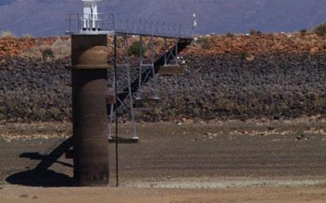 Calvinia's dam has run dry News24 - James de Villiers