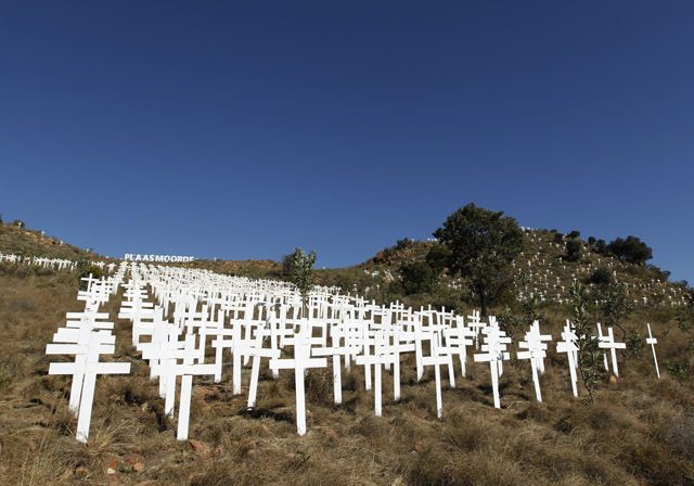 Remembering the farmers who died trying to feed SA News24 - Amanda Khoza