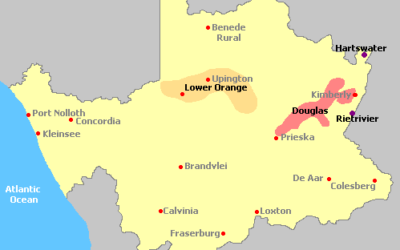 Northern Cape province, South Africa Brand South Africa