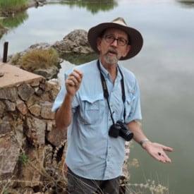 Agri Noord Kaap - Dave Pepler leer studente koers vind