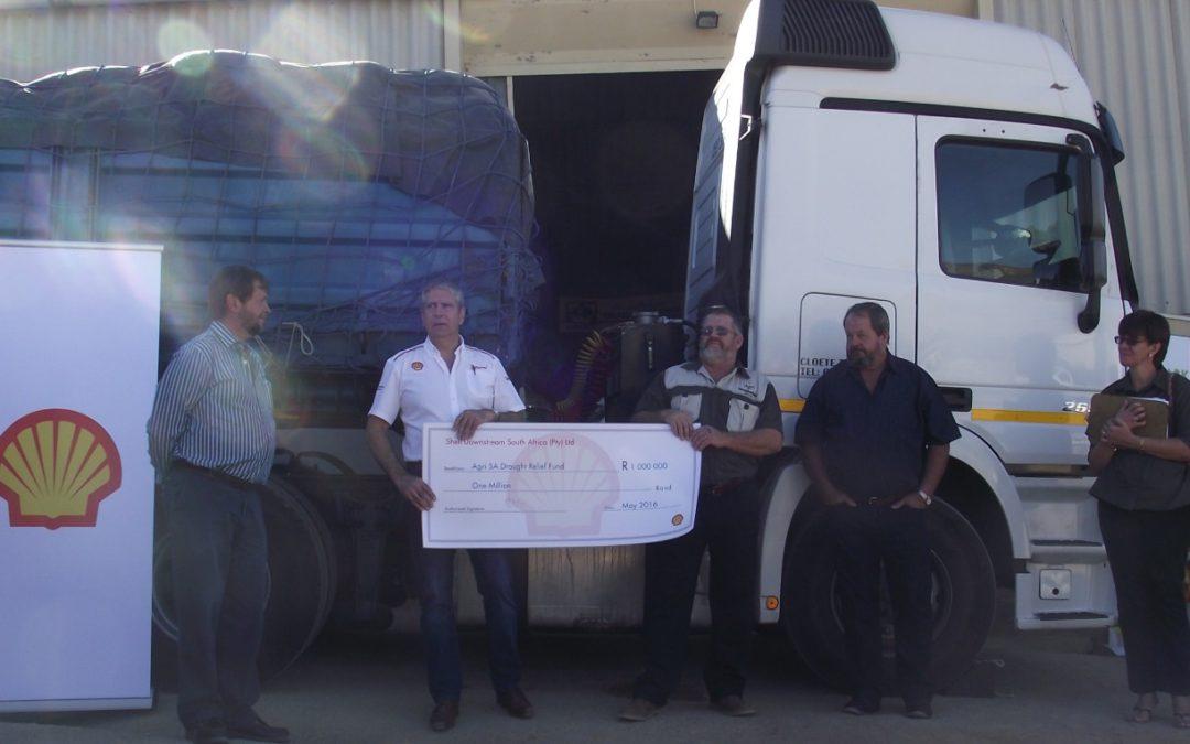 Namakwaland word deur Agri SA verras met voerskenking Agri Namakwaland