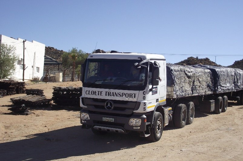 Namakwaland word verras met voerskenki 2