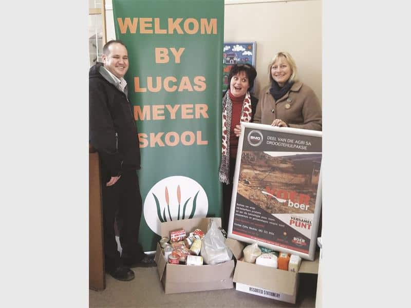 Agri Noord Kaap - Local business launches 'Voer 'n Boer' initiative