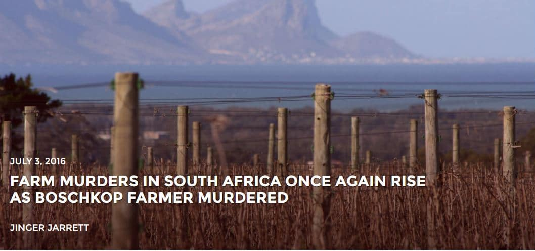 murders in south africa