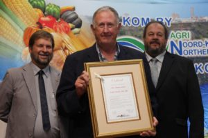 Piet Karsten - 2016 Farmer of the Year / AGRI Northern Cape