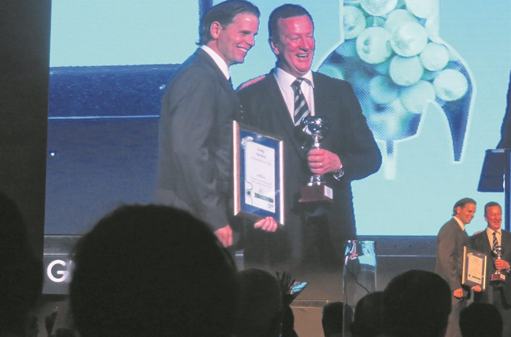 De Aar farmer receives award News24 - Boipelo Mere