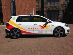 AGRI NK - The Hawks