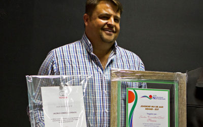 Young Farmer of the Year feels lekker about Northern Cape win Sabrina Dean - Farmer's Weekly