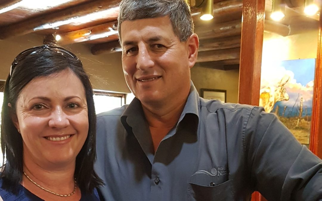 Best speaker from the floor Agri SA Congress 2017