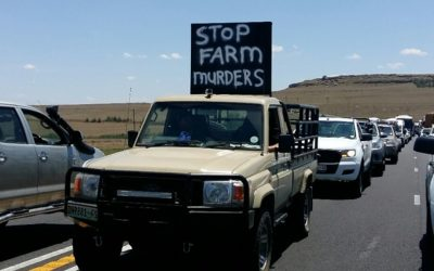 AgriSA Won't Join AfriForum's Farm Murders Protest Huffington Post - Marc Davies