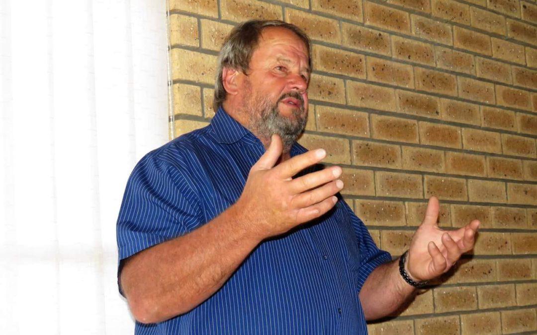 Die president van Agri NK sterf van 'n hartaanval Nicol Jansen - Ondervoorsitter Agri Noord-Kaap