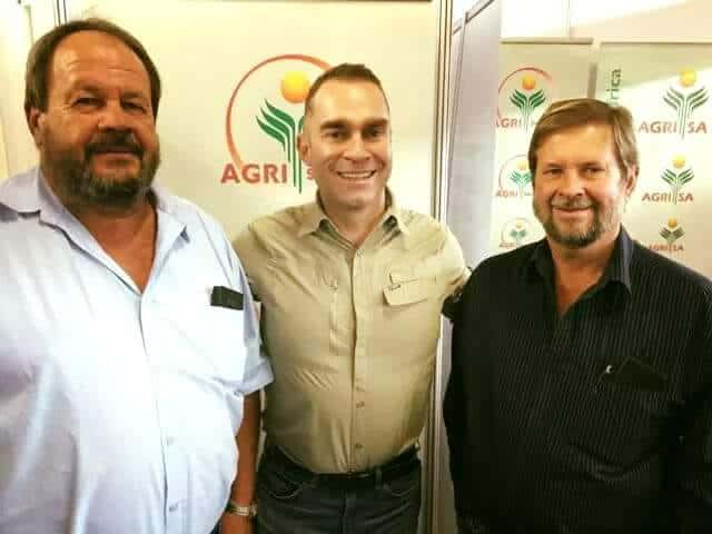 The president of Agri NC dies of a heart attack Nicol Jansen - Vice-President Agri Northern Cape