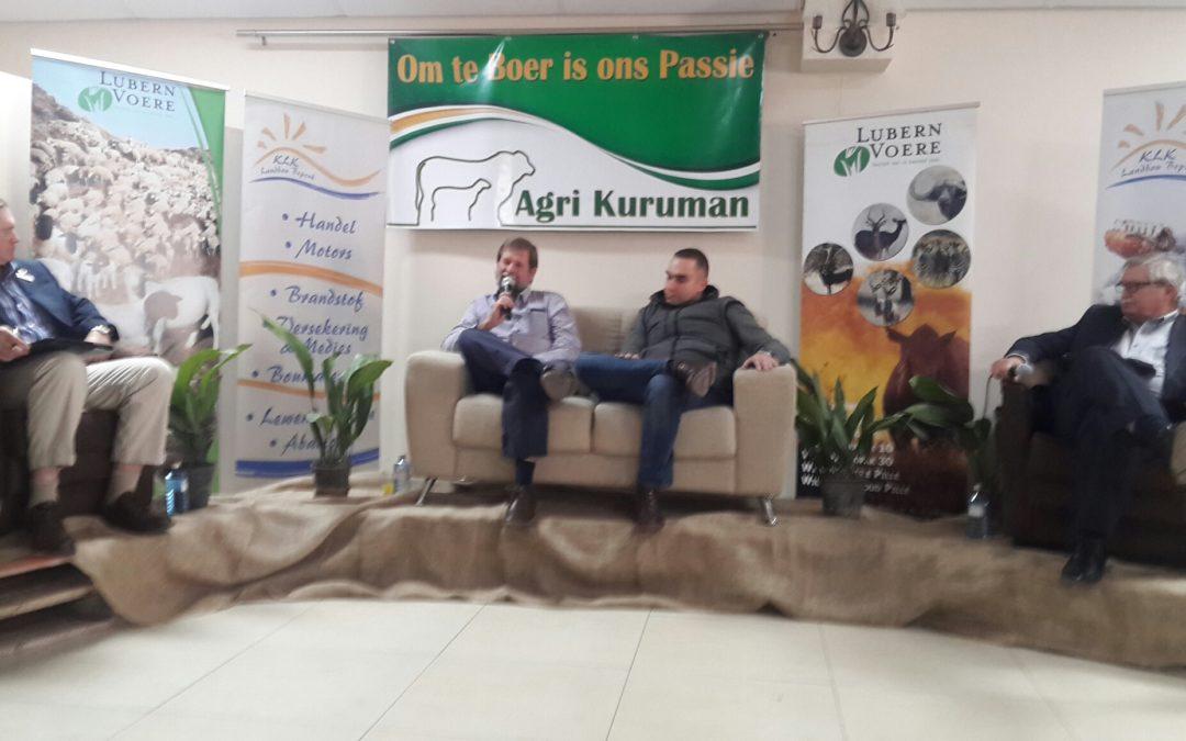 Boeredag 2018 met Agri Kuruman Deon Hoon