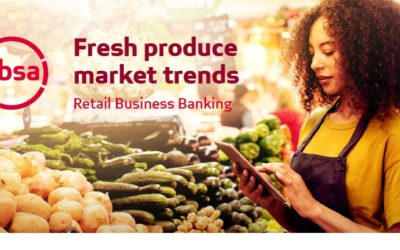 Fresh Produce Market Trends Keitumetse Moagi - Industry Analyst, Absa group