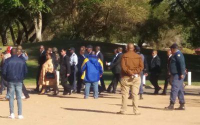 Adjunkpresident besoek die Noord-Kaap as deel van die uitreikprogram vir grondhervorming Johan Norval - Landbou Weekblad