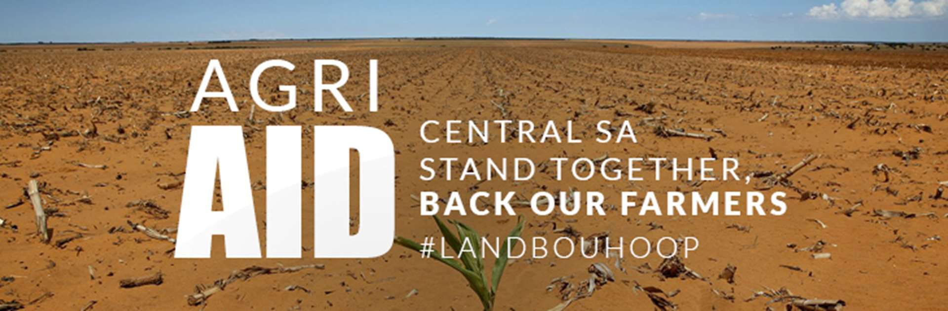 Central SA stand together, back our farmers