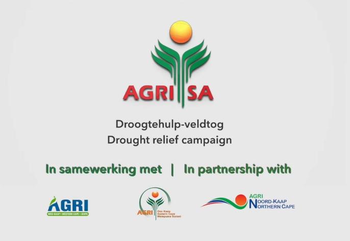 Agri SA Droogtehulp